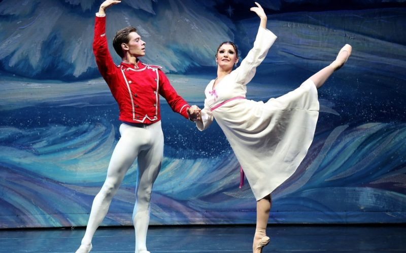 Návšteva opery a baletu