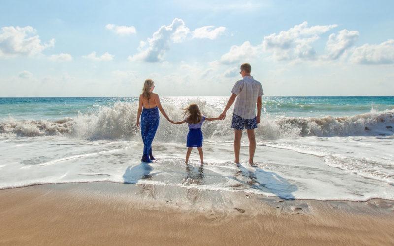 Prechádzky po pláži